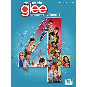 Hal-Leonard-Glee--The-Music---Season-Two-Volume-4-PVG-Songbook-Standard