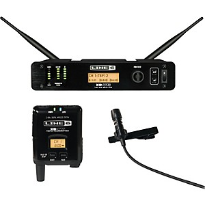 Line-6-XD-V75L-Professional-digital-wireless-lavalier-system-Black
