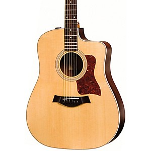 Taylor-210ce-Rosewood-Spruce-Dreadnought-Acoustic-Electric-Guitar-Natural
