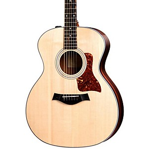 Taylor-214e-Rosewood-Spruce-Grand-Auditorium-Acoustic-Electric-Guitar-Natural