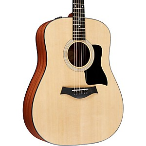 Taylor-110e-Dreadnought-Acoustic-Electric-Guitar-Natural