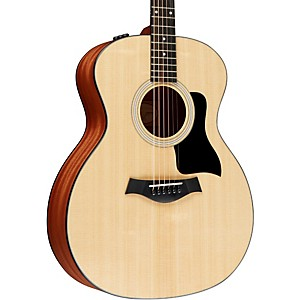 Taylor-114e-Grand-Auditorium-Acoustic-Electric-Guitar-Natural