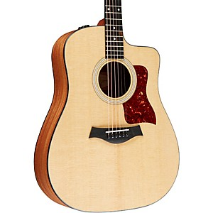 Taylor-110ce-Dreadnought-Acoustic-Electric-Guitar-Natural