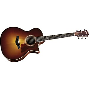 Taylor-714ce-Rosewood-Spruce-Grand-Auditorium-Acoustic-Electric-Guitar-Vintage-Sunburst