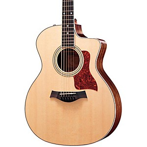 Taylor-214ce-Rosewood-Spruce-Grand-Auditorium-Acoustic-Electric-Guitar-Natural