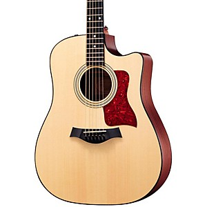 Taylor-310ce-Sapele-Spruce-Dreadnought-Cutaway-Acoustic-Electric-Guitar-Natural