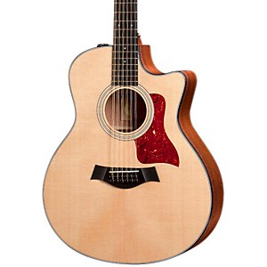 Taylor-356ce-Sapele-Spruce-Grand-Symphony-12-string-Acoustic-Electric-Guitar-Natural