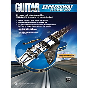 Alfred-Guitar-World--Expressway-to-Classic-Rock-Book---2-CDs-Standard