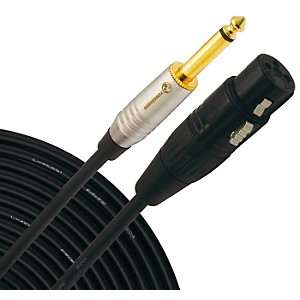 Canare-XLR-to-1-4--Hi-Z-Cable-10-Feet