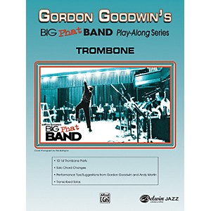 Alfred-Gordon-Goodwin-s-Big-Phat-Band-Play-Along-Series-Trombone-Songbook---CD-Standard