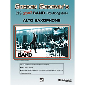 Alfred-Gordon-Goodwin-s-Big-Phat-Band-Play-Along-Series-Alto-Saxophone-Book---CD-Standard