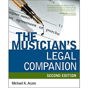 Alfred-The-Musician-s-Legal-Companion--2nd-Edition--Book-Standard