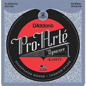D-Addario-EJ45TT-ProArte-DynaCore-Normal-Classical-Guitar-Strings-Standard