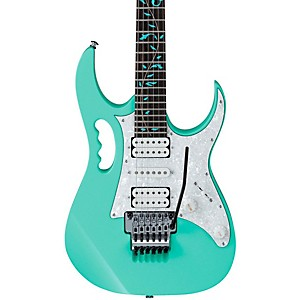 Ibanez-JEM-UV-Steve-Vai-Signature-Electric-Guitar-Sea-Foam-Green