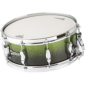 Premier-Series-Elite-Maple-Snare-Drum-Apple-Fade-Sparkle-Lacquer-14x5-5