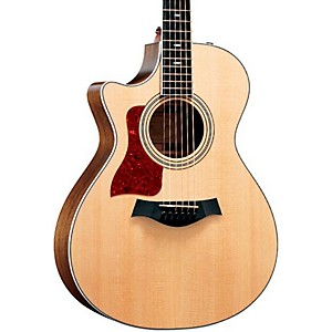 Taylor-412ce-L-Ovangkol-Spruce-Grand-Concert-Left-Handed-Acoustic-Electric-Guitar-Natural