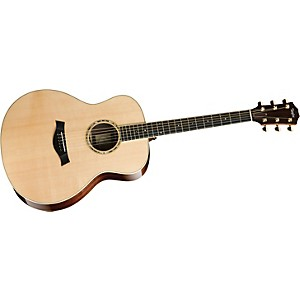 Taylor-GS8-L-Rosewood-Spruce-Grand-Symphony-Left-Handed-Acoustic-Guitar-Natural