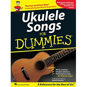 Hal-Leonard-Ukulele-Songs-For-Dummies-Songbook-Standard