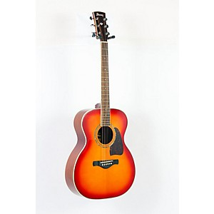 Ibanez-Artwood-Series-AC300-Grand-Concert-Acoustic-Guitar-Cherry-Sunburst-888365164137