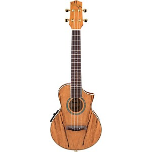 Ibanez-EW-Cutaway-Concert-Acoustic-Electric-Ukulele-With-Bag-Standard