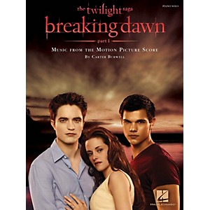 Hal-Leonard-Twilight--Breaking-Dawn-Part-1---Music-From-The-Motion-Picture-Score-For-Piano-Solo-Standard