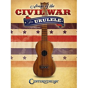 Centerstream-Publishing-Songs-Of-The-Civil-War-For-Ukulele-Standard