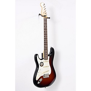 Fender-American-Standard-Stratocaster-Left-Handed-Electric-Guitar-3-Color-Sunburst-Rosewood-Fingerboard