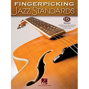 Hal-Leonard-Fingerpicking-Standards-15-Songs-Arranged-For-Solo-Guitar-In-Standard-Notation---Tab-Standard