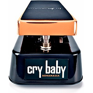 Dunlop-Joe-Bonamassa-Signature-Cry-Baby-Wah-Guitar-Effects-Pedal-Standard