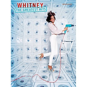 Alfred-Whitney-Houston-The-Greatest-Hits-Book-PVC-Standard