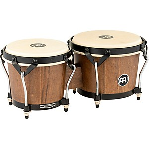 Meinl-Headliner-Traditional-Designer-Series-Wood-Bongos-Walnut-Brown-6-75-Inch-x-8-Inch