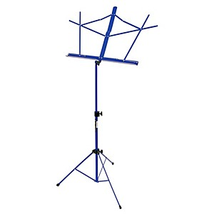 On-Stage-Stands-Compact-Sheet-Music-Stand-Dark-Blue