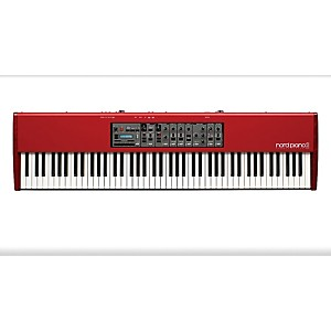 Nord-Piano-2-HA88-88-Key-Piano-Red