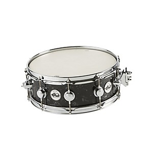 DW-Collector-s-Series-FinishPly-Snare-Drum-Black-Velvet-with-Chrome-Hardware-14x5