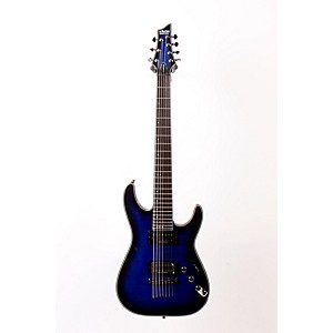 Schecter-Guitar-Research-Blackjack-SLS-C-7-Electric-Guitar-See-Thru-Blue-Burst-888365092676