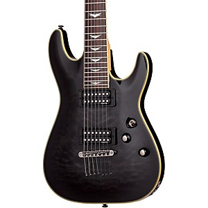 Schecter-Guitar-Research-Omen-Extreme-7-Electric-Guitar-See-Thru-Black