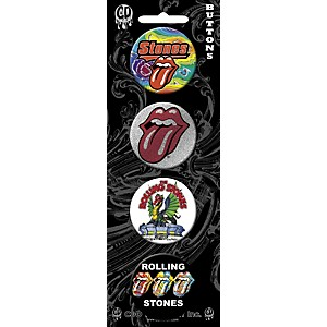 C-D-Visionary-Rolling-Stones-Button-set--4-piece--Standard