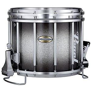 Pearl-Maple-CarbonCore-FFX-Snare-Drum-Black-Silver-Burst-13x11