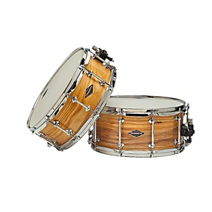 Craviotto-American-Ash-Snare-Drum-with-Natural-Satin-Oil-Finish-American-Ash-14x5-5-Inch