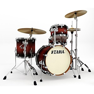 Tama-Silverstar-Lacquer-4-Piece-Jazz-Shell-Pack-Satin-Cherry-Burst