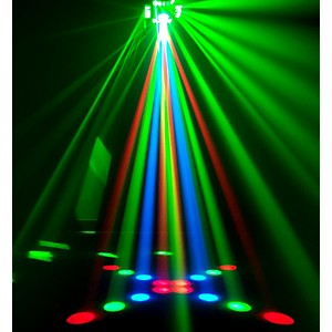 Chauvet-Cubix-2-0-LED-DMX-Effect-Light-Standard