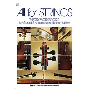 KJOS-All-For-Strings-Theory-Workbook-2-Violin