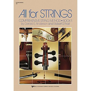 KJOS-All-For-Strings-Book-1-Score