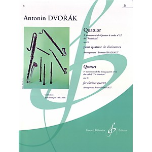 Theodore-Presser-3rd-Movement-of-Dvorak-s--The-String-Quartet-No-12--Also-Called--The-American---Book---Sheet-Music--Standard