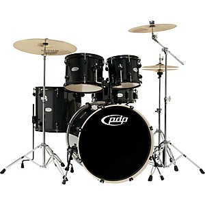 PDP-Mainstage-5-piece-Drum-Set-with-Sabian-Cymbals-Black-Metallic