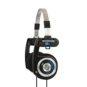Koss-Porta-Pro-Classic-Portable-On-Ear-Headphones-Black---Silver