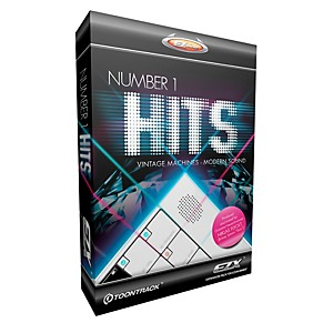 Toontrack-Number-One-Hits-EZX-Standard