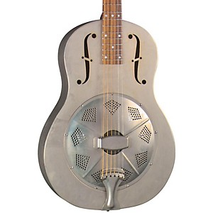Regal-RC-43-Antiqued-Nickel-Plated-Body-Triolian-Resonator-Guitar-Antique-nickel-plated