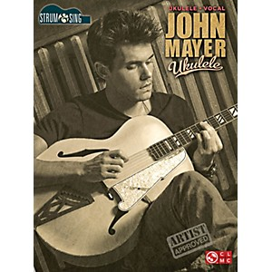 Cherry-Lane-John-Mayer-Strum---Sing-Ukulele-Songbook-Standard
