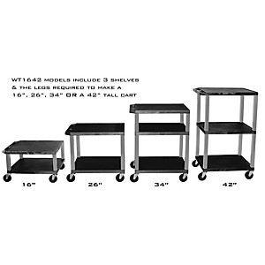 H--Wilson-Adjustable-Height-Open-Shelf-Tuffy-Cart-Black-and-Nickel-Small-Large
